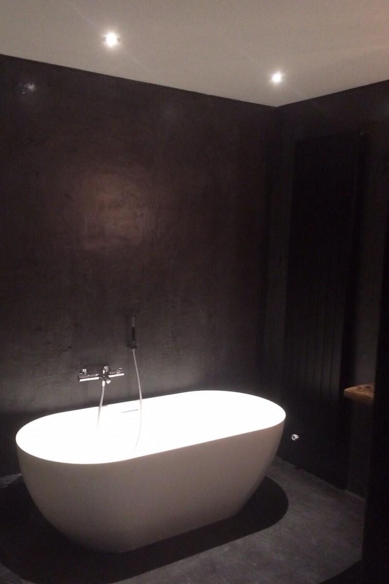 Beton cire badkamer en keuken in Den Haag en omgeving
